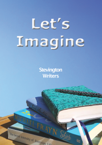 Let's Imagine Book cover